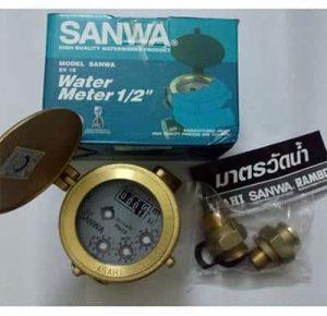 Đồng hồ Sanwa và phụ kiện kèm theo