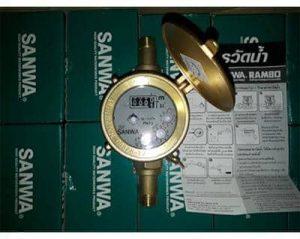 Hình ảnh về đồng hồ SanWa