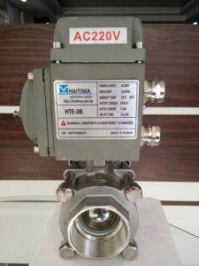 Thông số của van bi điều khiển điện Haitima