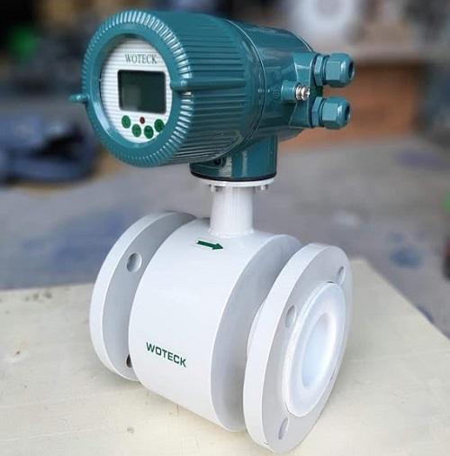 Tuấn Hưng Phát phân phối đồng hồ nước điện từ Woteck Đài Loan